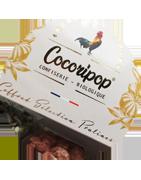 Confiseries bio Cocoripop élaborées en France